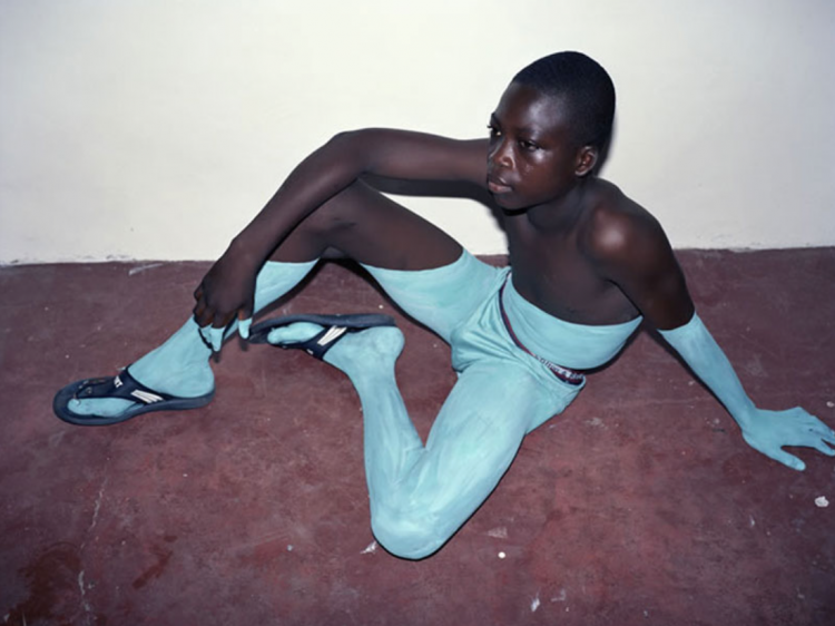 © Viviane Sassen Prosper, from the series Flamboya 2006