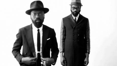 'Black Dandy' Directed by Ariel Wizman and Laurent Lunettay